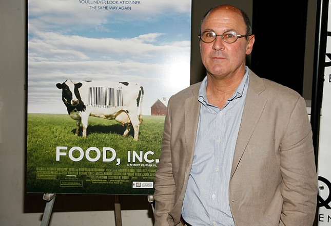 Director of Food Inc. Robert Kenner